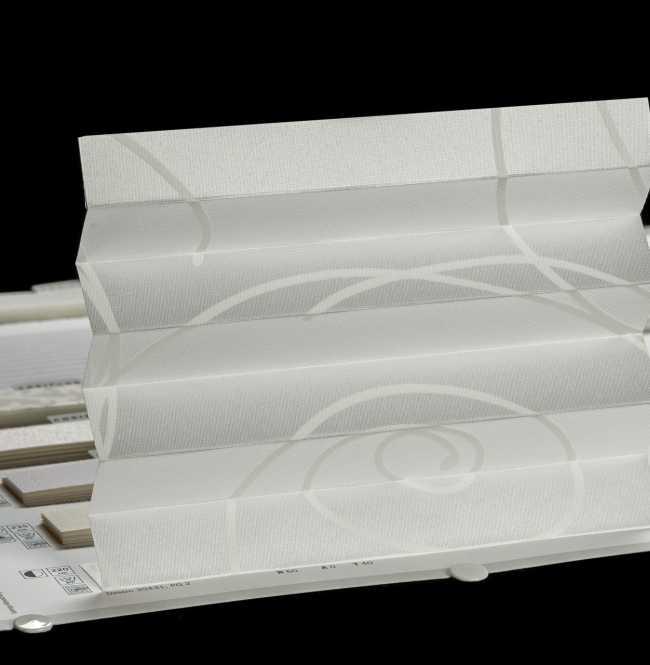 Штора плиссе Bloecker Cosiflor Basic 30431, PG2, R60 A0 T40