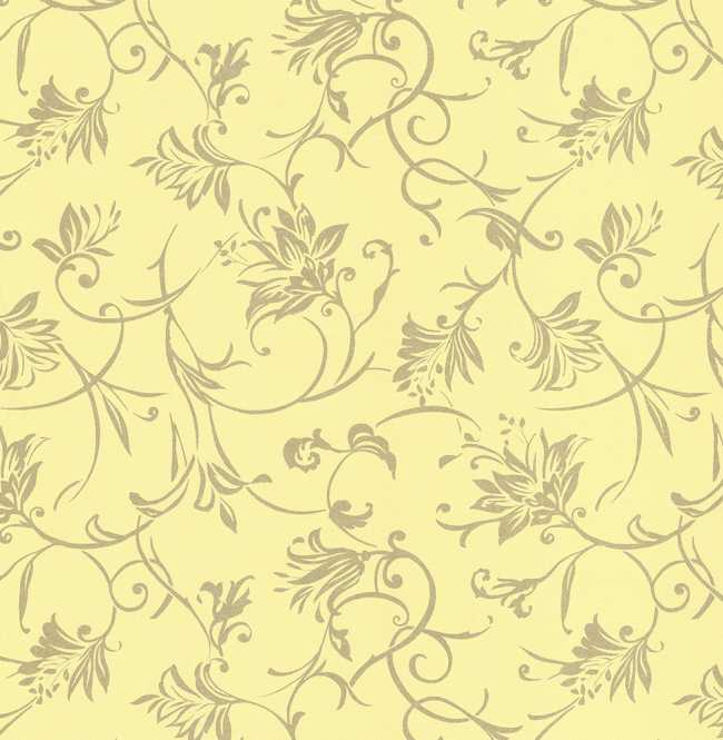 Рулонная штора Mini. Амелия Желтый