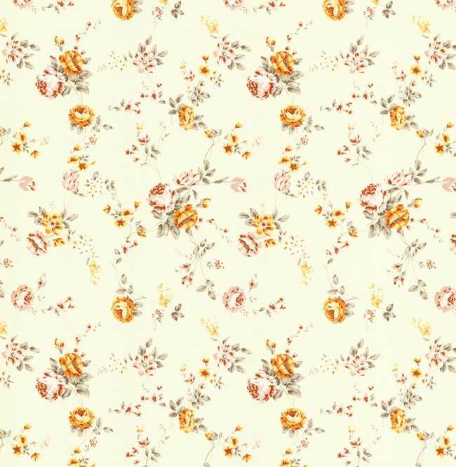 Рулонная штора Mini. Болгарская роза Оранжевый