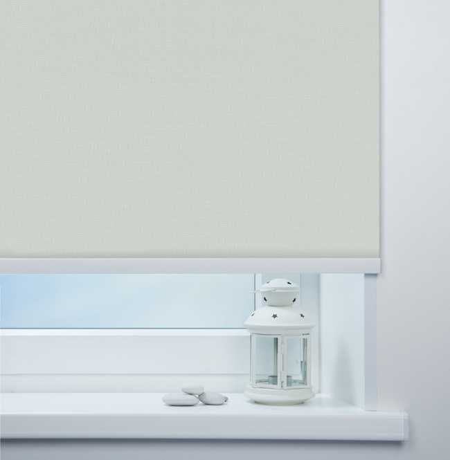 Рулонная штора Mini. Монако Светло-серый