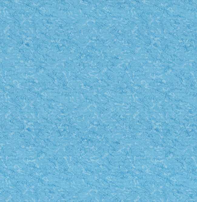 Рулонная штора Mini. Шелк Голубой
