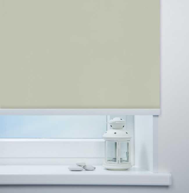 Рулонная штора Mini. Мадагаскар Серый