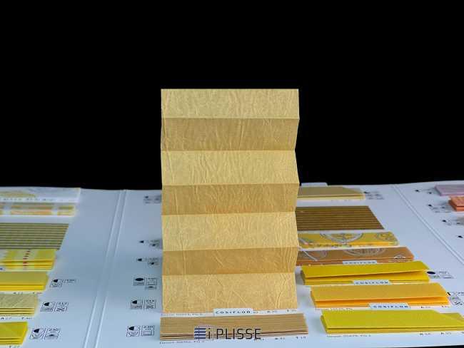 Штора плиссе Bloecker Cosiflor NEW 10223, PG0, R40 A25 T35