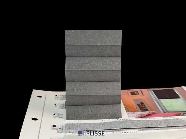 Штора плиссе Bloecker Cosiflor NEW 10663, PG1, R8 A82 T10