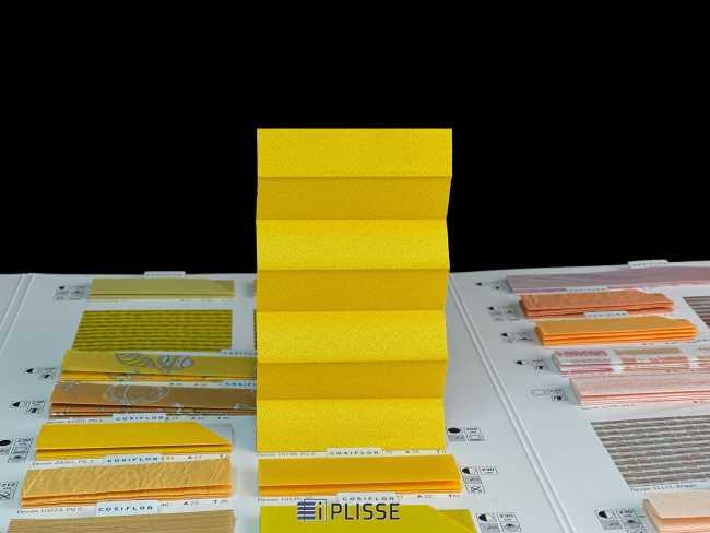 Штора плиссе Bloecker Cosiflor Basic 10748, PG2, R75 A25 T0