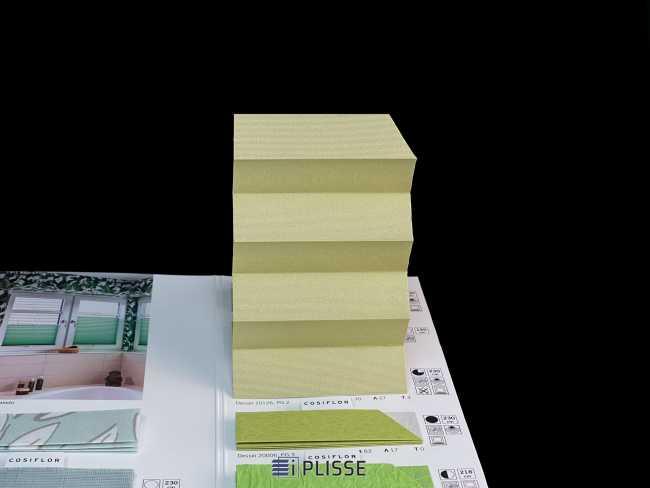 Штора плиссе Bloecker Cosiflor Basic NEW 20126, PG2, R70 A27 T3