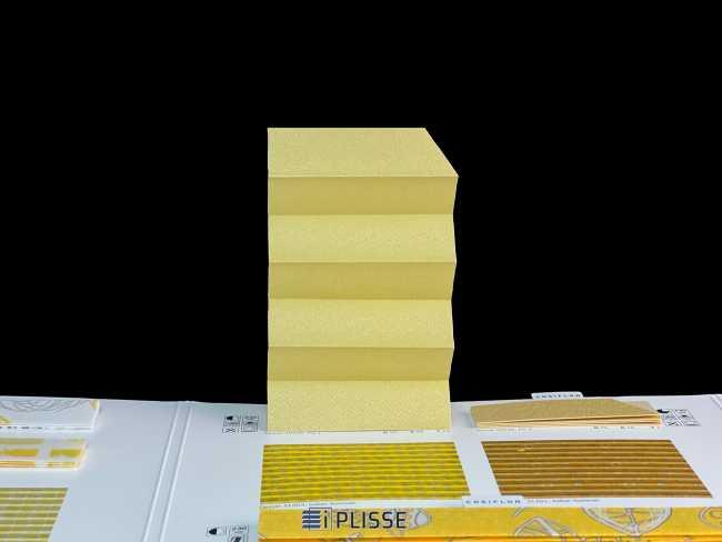 Штора плиссе Bloecker Cosiflor NEW 20426, PG1, R53 A28 T19