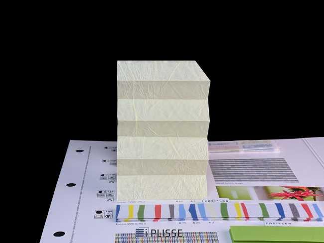 Штора плиссе Bloecker Cosiflor Basic NEW 20527, PG1, R63 A8 T29