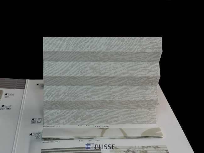 Штора плиссе Bloecker Cosiflor Basic NEW 30930, PG3, R37, A37, T19