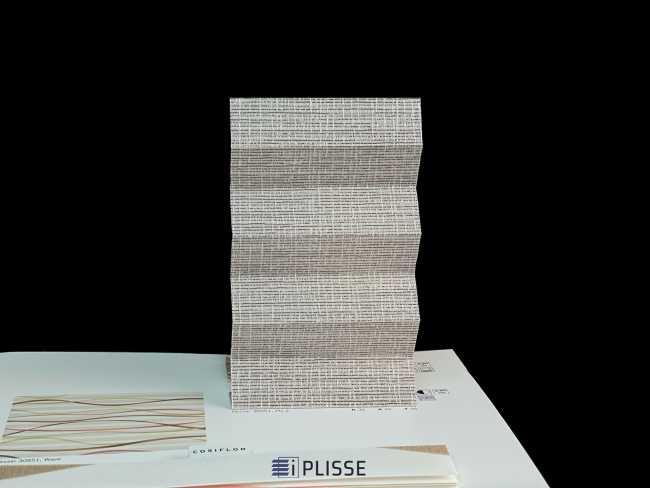 Штора плиссе Bloecker Cosiflor NEW 30951 PG2, R35 A39 T26