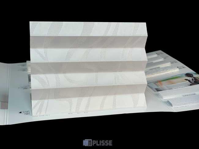 Штора плиссе Bloecker Cosiflor NEW 31030, PG3, R42, A7, T51