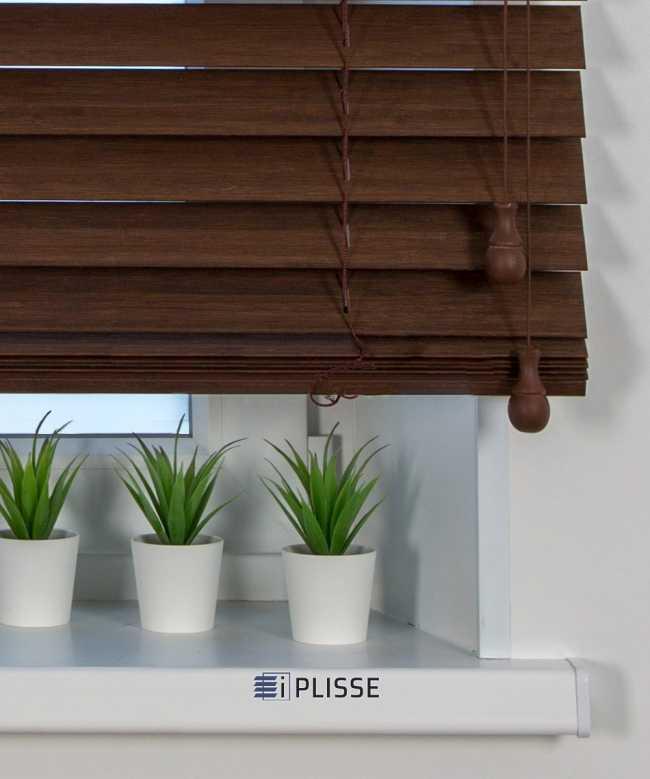 Жалюзи деревянные Бамбук 50K-304