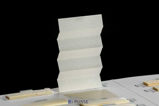 Штора плиссе Bloecker Cosiflor Basic 10102, PG0, R45 A5 T50