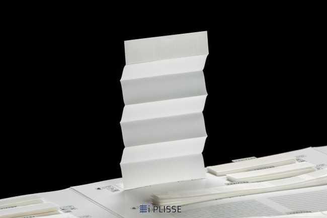 Штора плиссе Bloecker Cosiflor 10551, PG2, R51 A2 T47