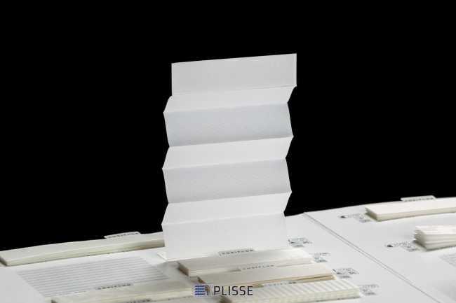 Штора плиссе Bloecker Cosiflor Basic 20219, PG1, R62 A4 T31