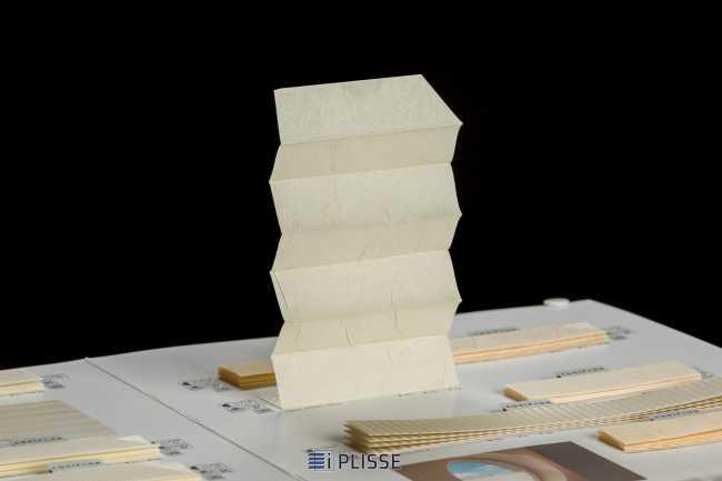 Штора плиссе Bloecker Cosiflor Basic 20601 PG2, R60 A12 T 28