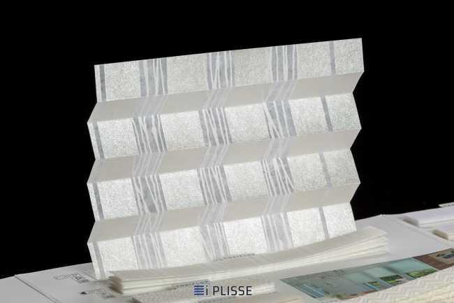 Штора плиссе Bloecker Cosiflor Basic 30294, PG1, R68 A0 T32