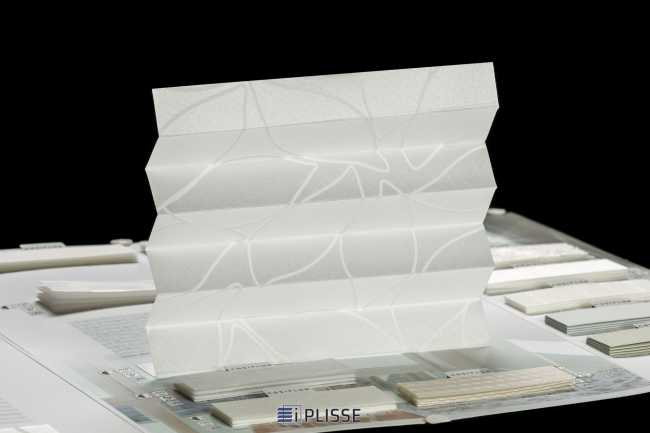 Штора плиссе Bloecker Cosiflor 30403, PG2, R60 A0 T40