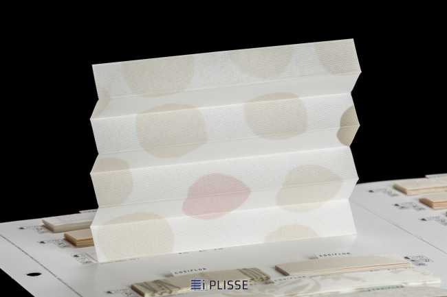 Штора плиссе Bloecker Cosiflor Basic 30831, PG1, R52 A0 T48