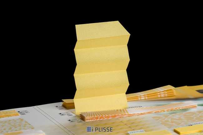 Штора плиссе Bloecker Cosiflor 20411 PG1, R58 A13 T29