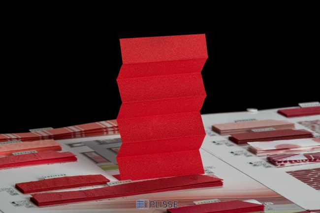 Штора плиссе Bloecker Cosiflor Basic 10115, PG0, R12 A76 T12