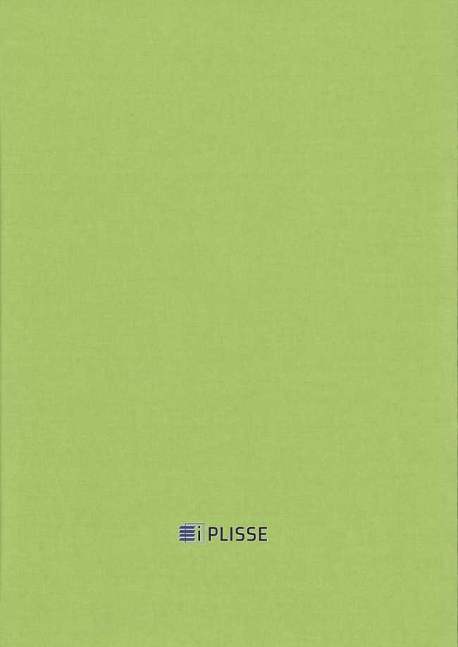 Рулонная штора Карина блэкаут Светло-зеленый