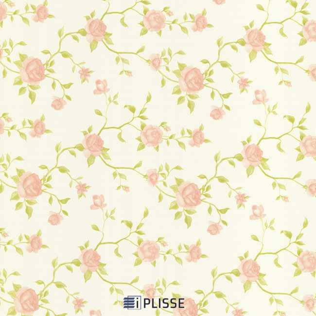 Рулонная штора Крымская роза Розовый