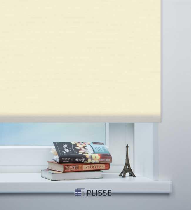 Рулонная штора Монако Бежевый