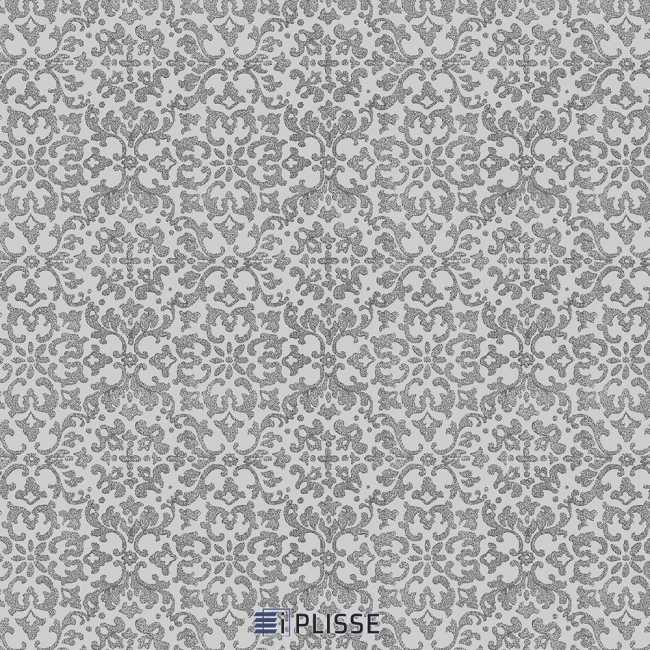 Рулонная штора Палау Серебро