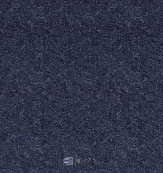 Рулонная штора Шелк Синий