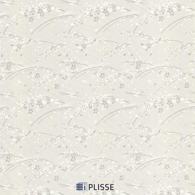 Рулонная штора Сакура Серый
