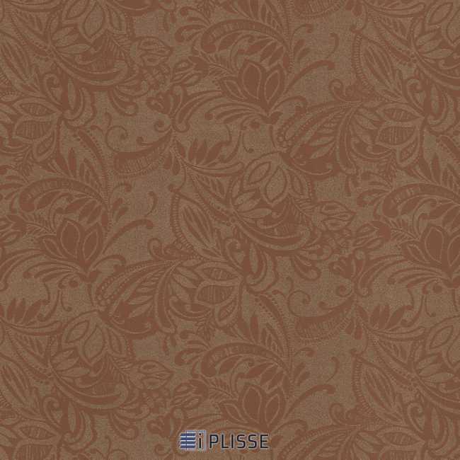 Рулонная штора Версаль Шоколад
