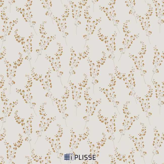 Рулонная штора Амальфи Кремово-золотой