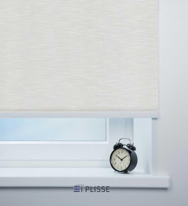 Рулонная штора Балтик Белый