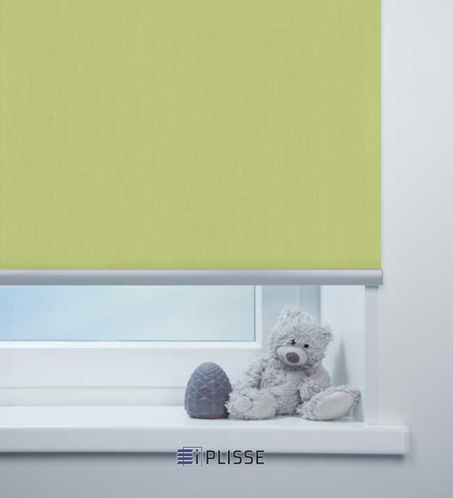 Рулонная штора Лусто Салатовый
