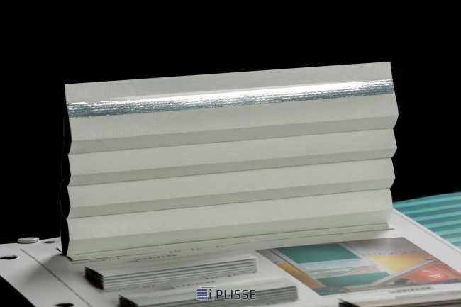 Штора гофре плиссе  Bloecker Cosiflor Basic 70018, PG4, R69 A31 T0